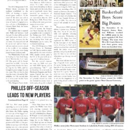 The Griffin, December 2011 – January 2012, Volume 2.5