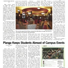 The Griffin, February 2012, Volume 2.6