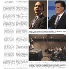 The Griffin, October 2012, Volume 3.2