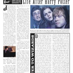 The Griffin, Special Edition: Harry Potter Weekend, Volume 3.3