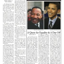 The Griffin, February 2013, Volume 3.6