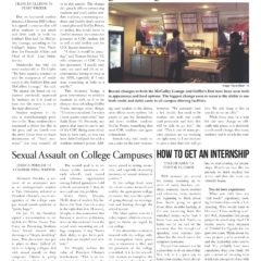 The Griffin, March 2014, Volume 4.5