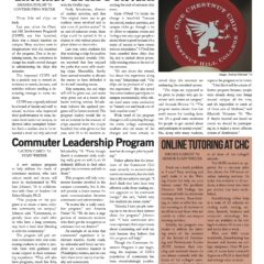 The Griffin, March 2015, Volume 5.5